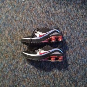 Nike shocks
